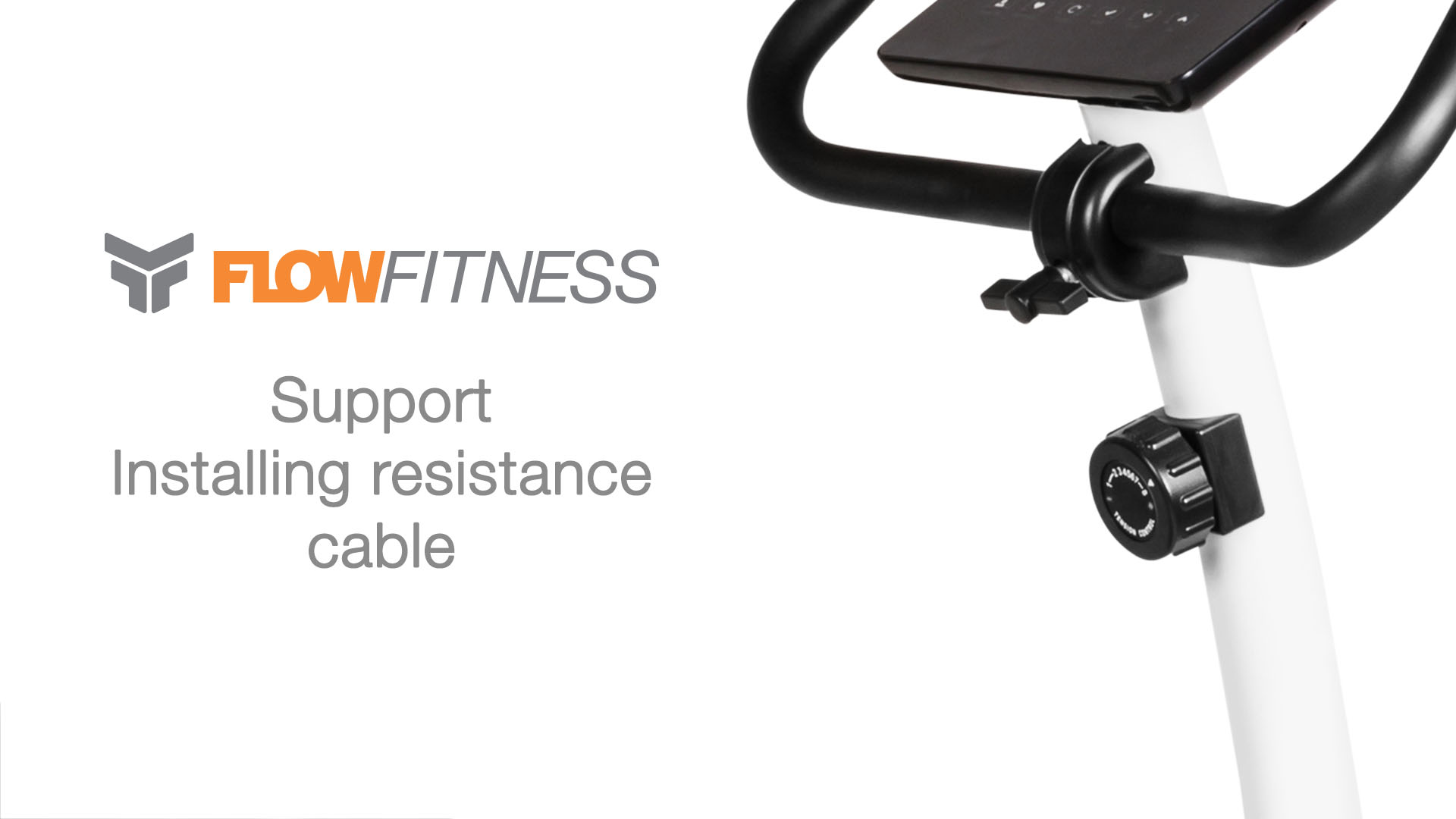 Installing resistance cable